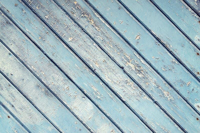Doorstane oude houten textuur stock foto