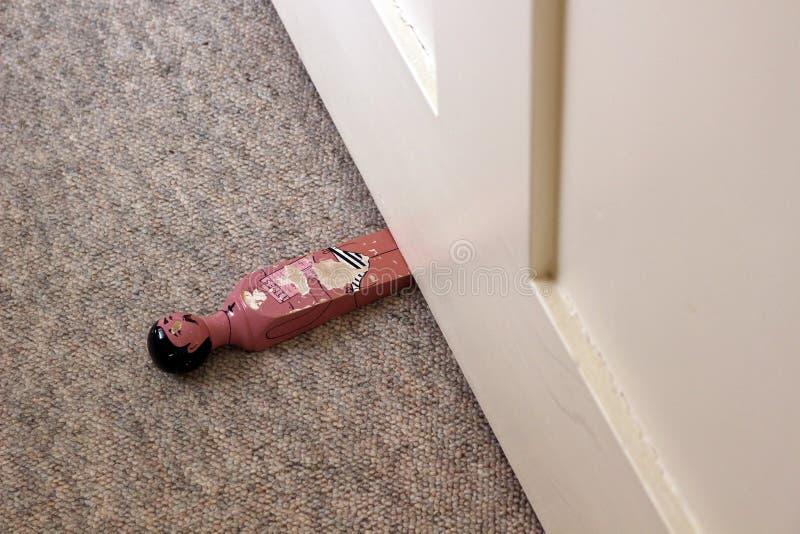 doorstop photo libre de droits