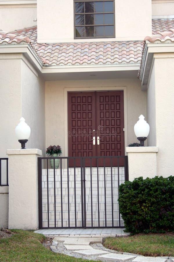 Doorwary stock foto