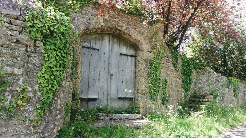 The doorway stock images