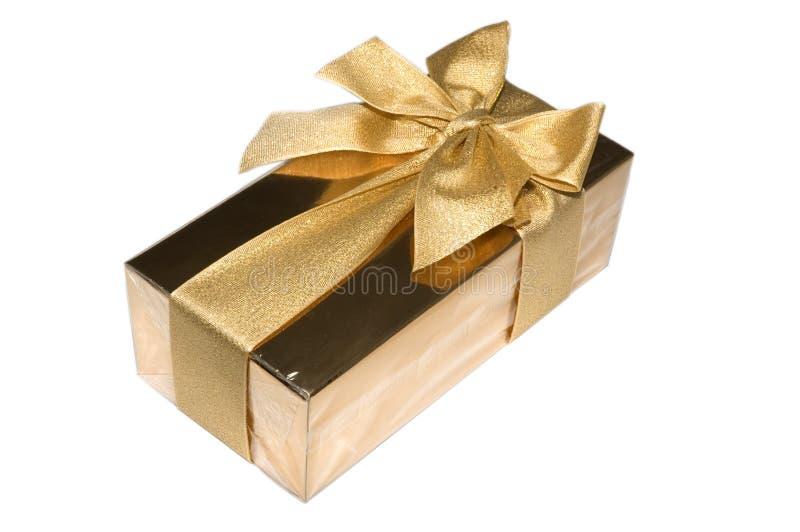 Doos Chocolade royalty-vrije stock foto's