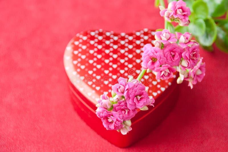 Download Doos Van Chocolade En Bloemen Voor De Dag Van Valentijnskaarten. Stock Foto - Afbeelding bestaande uit installatie, gift: 29510948