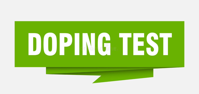 dopa provet stock illustrationer