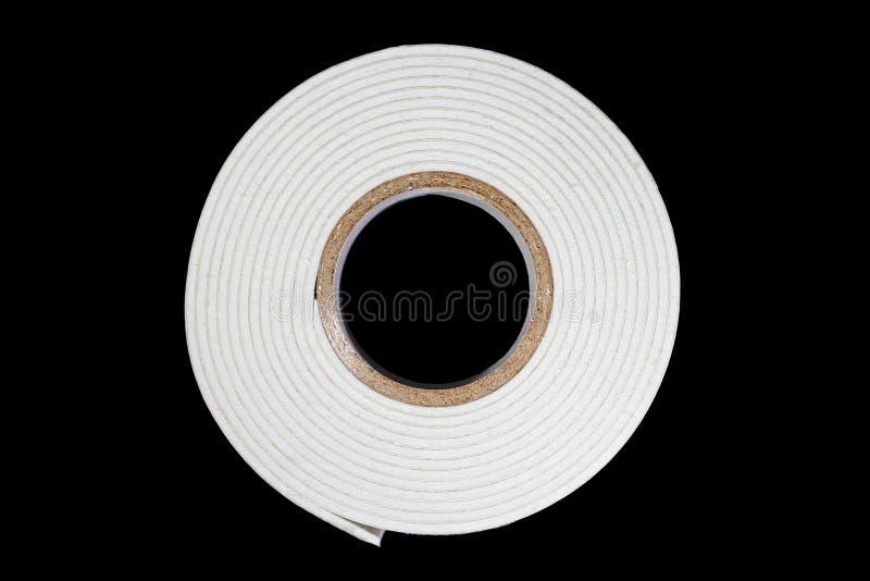 Doppelseitiges selbstklebendes Band lizenzfreies stockfoto