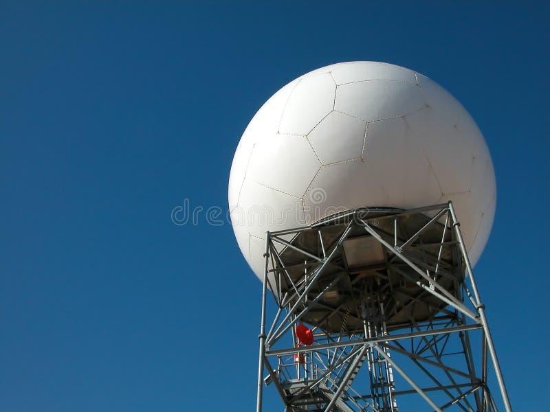 Doppler Radar-Largo immagini stock