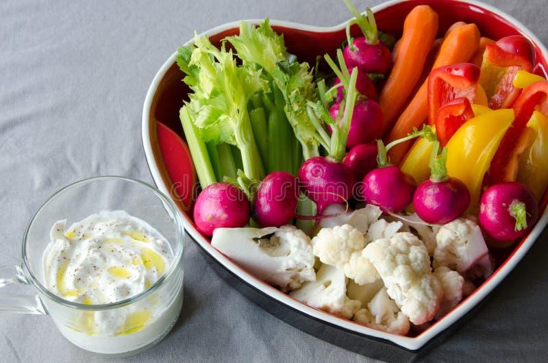 Doppmagasin mycket av grönsaker royaltyfri fotografi