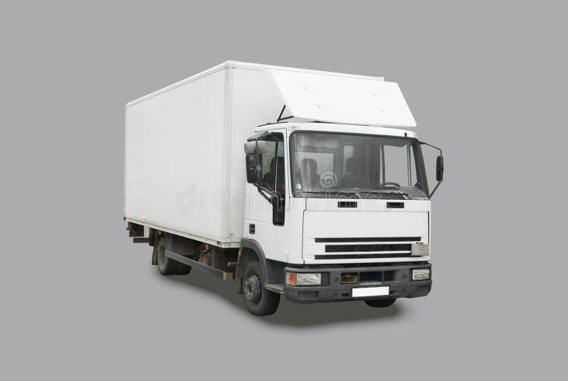 doręczeniowa ciężarówka zdjęcie stock