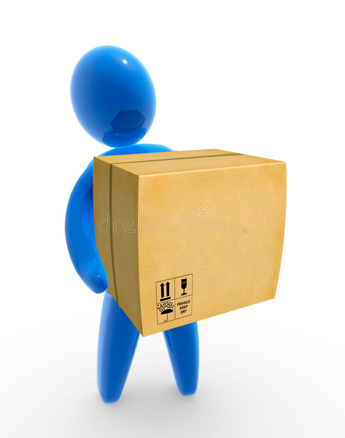doręczeniowy pakage