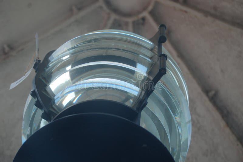 Dor County Lighthouse storico fotografia stock libera da diritti
