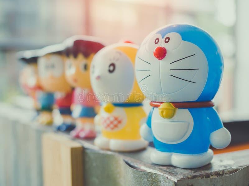 Doraemon foto de archivo
