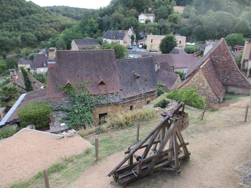 Dordogne, France royalty free stock images