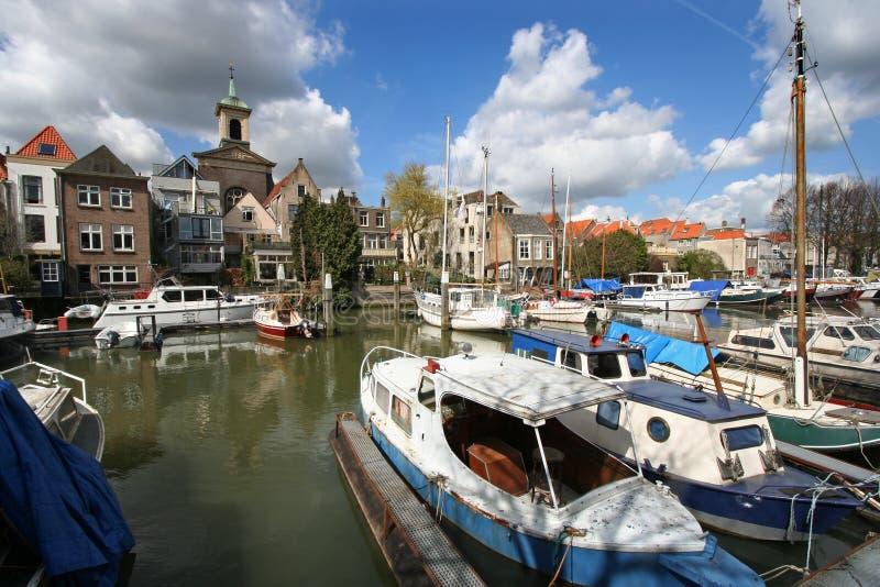 dordrecht荷兰 免版税库存照片
