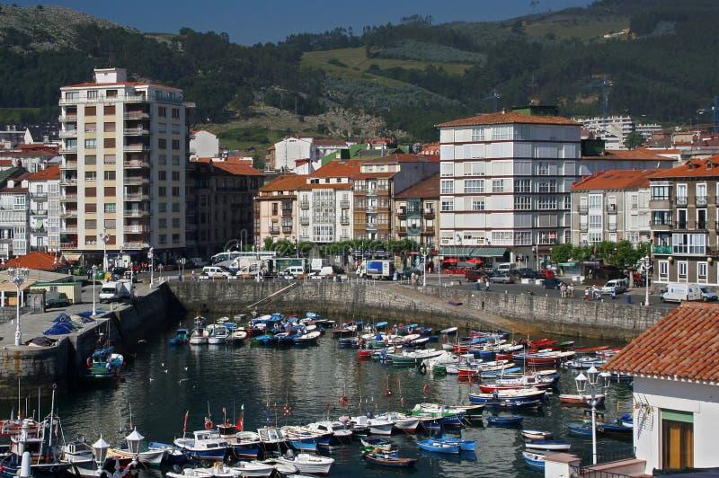 Download Dorf stockfoto. Bild von dock, spanisch, sommer, hafen - 871330