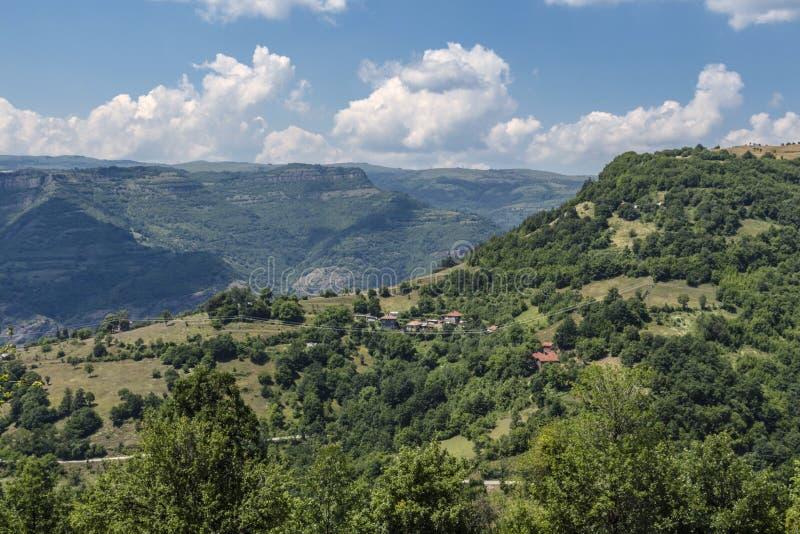 Dorf Bov, Sofia Province, Bulgarien stockbilder