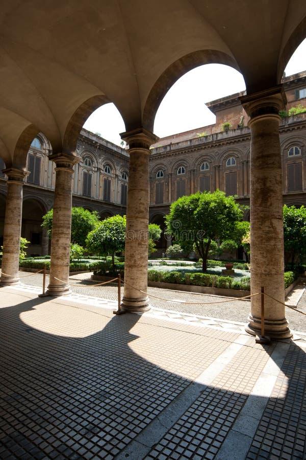 Doria Pamphilj Gallery royalty free stock image