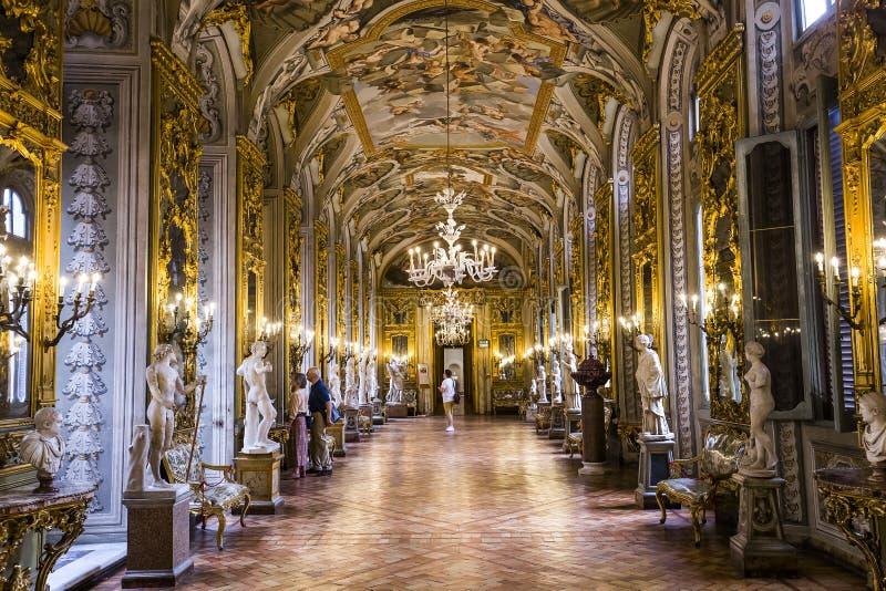 Doria Pamphilj Gallery, Roma, Itália foto de stock