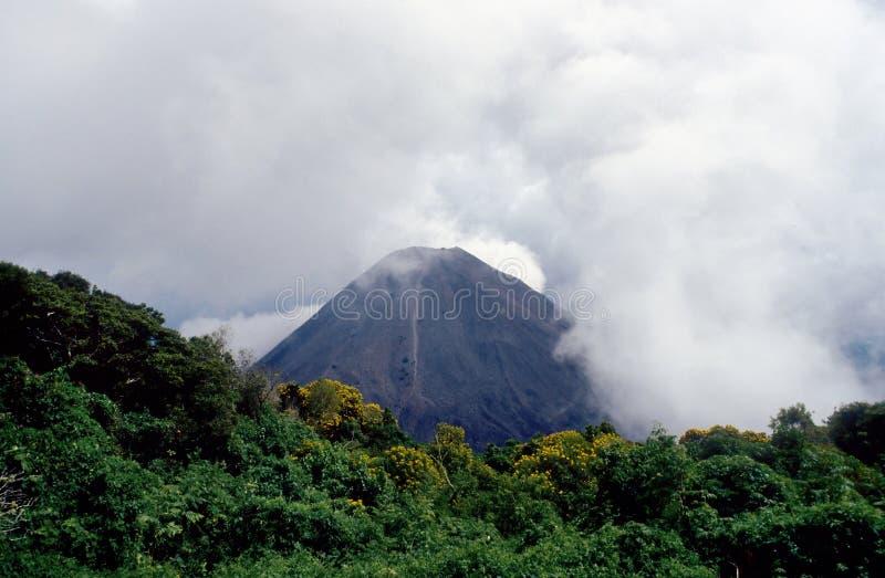 Dormant volcano stock photos