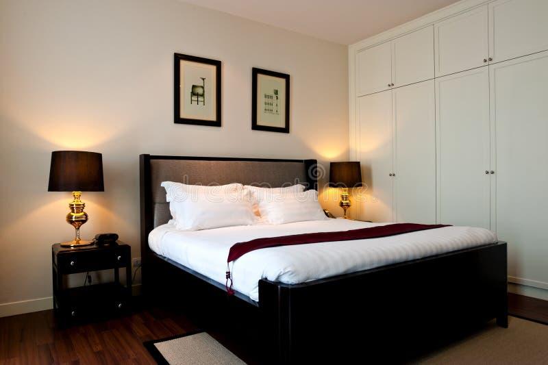 Dormitorio imágenes de archivo libres de regalías