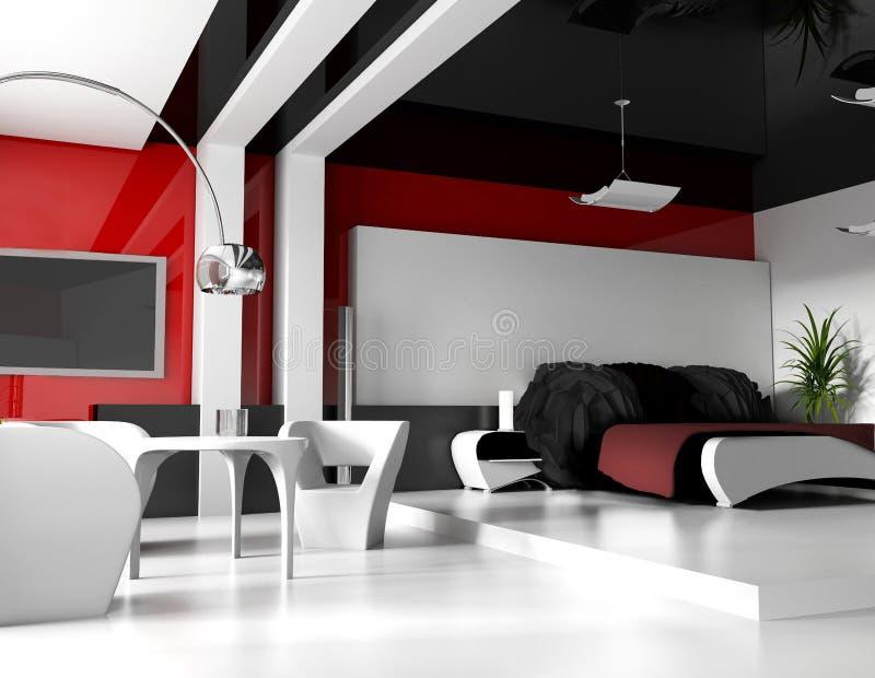 Dormitorio libre illustration