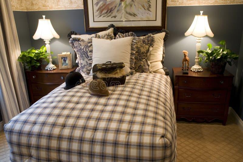 Dormitorio 2421 fotos de archivo libres de regalías