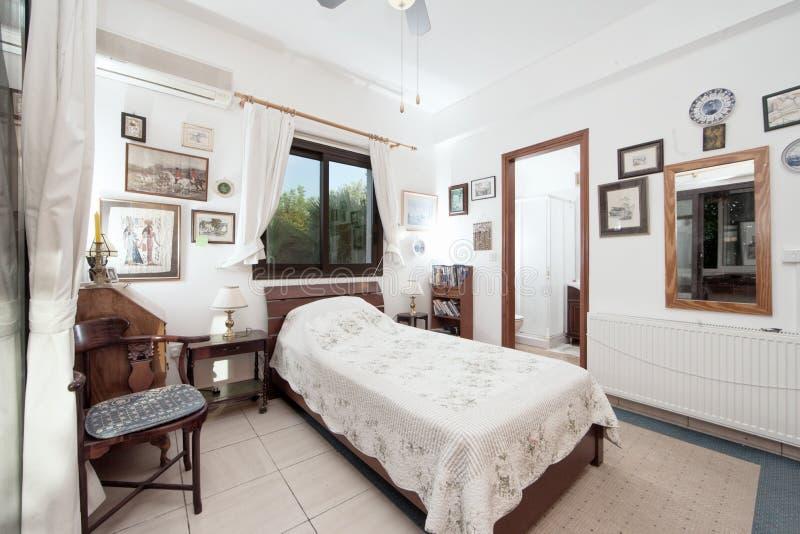 Dormitorio fotos de archivo libres de regalías