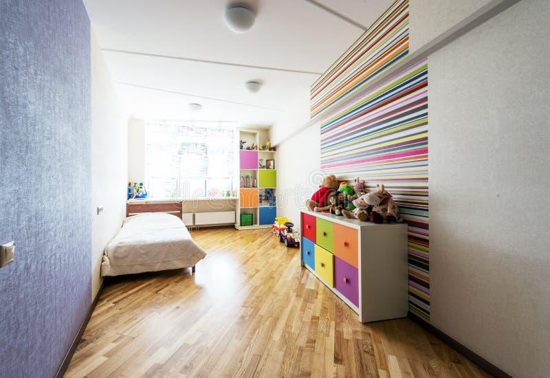 Dormitorio del bebé foto de archivo libre de regalías