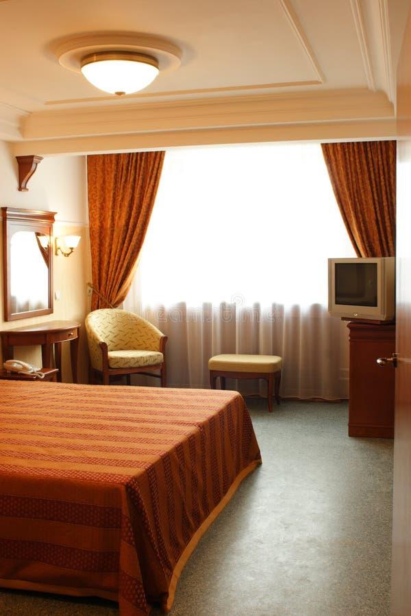 Dormitorio, interior fotos de archivo