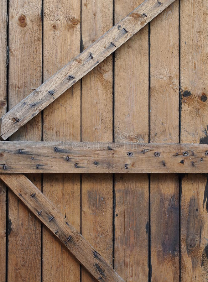Dorn en bois de grange photographie stock