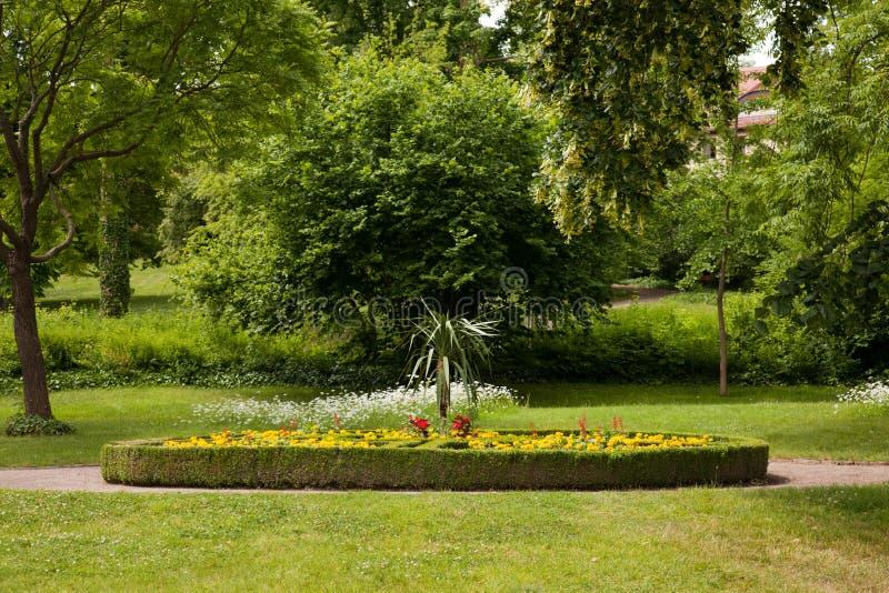 Dornburg ogródy obrazy stock