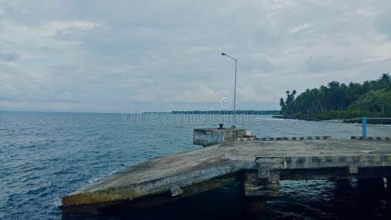 Doro海滩 免版税库存图片
