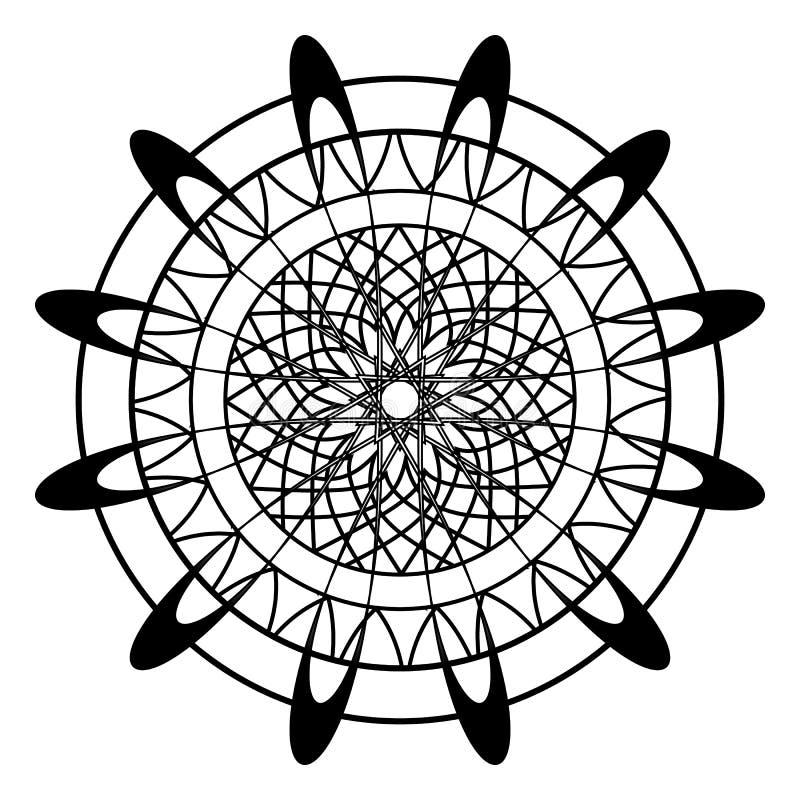 Dorosła kolorystyki książka z motylem w kwiat stronach, zentangle wektorowa ilustracja dla sztuki terapii, pocztówka, koszulka dr ilustracja wektor