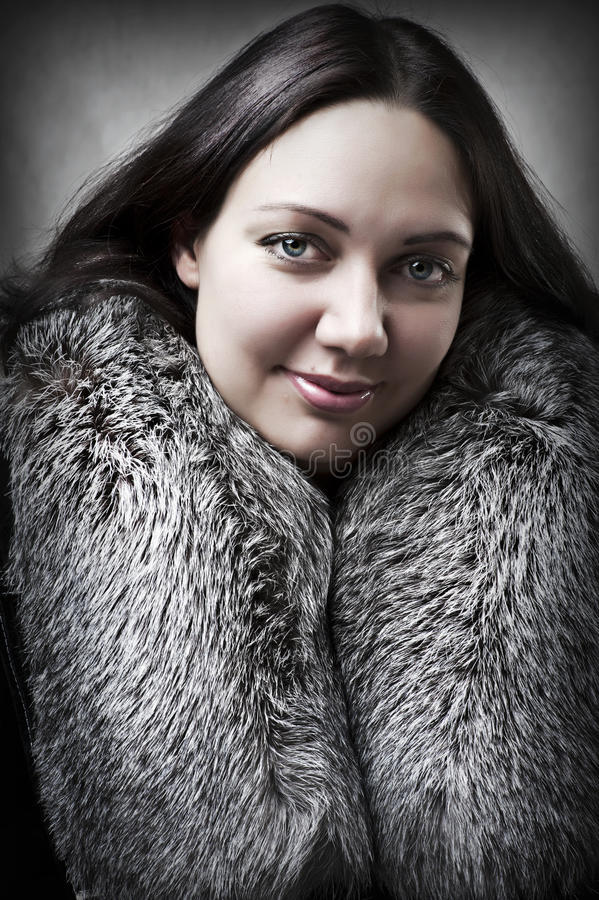 dorosłego mody portreta seksowni kobiety potomstwa obrazy royalty free