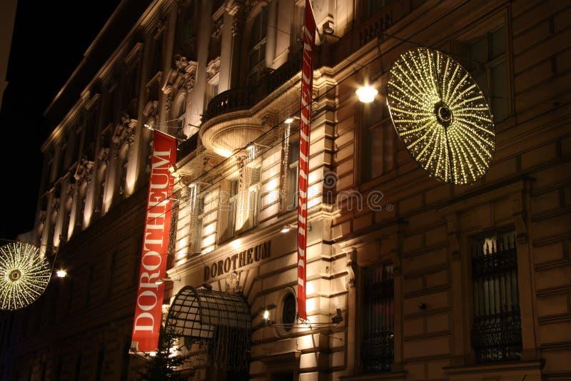 Download Dorotheum Auction House In Vienna - Austria Editorial Stock Photo - Image of austria, night: 28494983