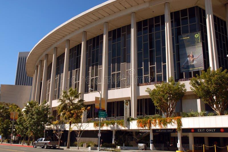 Dorothy Chandler Auditorium images libres de droits