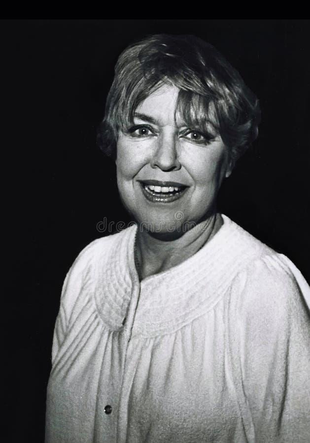 Dorothy Loudon image libre de droits