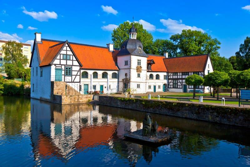 dortmund pałac rodenberg obraz royalty free