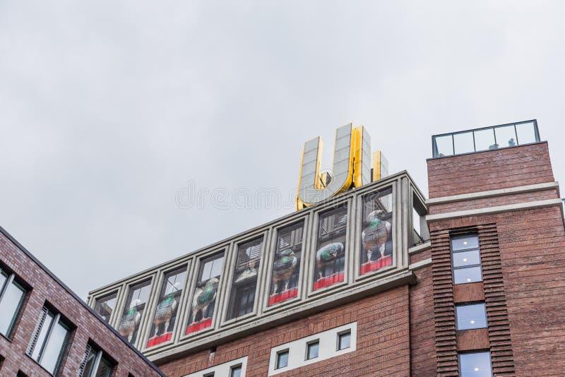 Dortmunderu in Dortmund, Duitsland royalty-vrije stock afbeeldingen