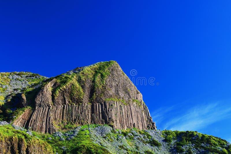 DOS Bordoes di Rocha nell'isola del Flores fotografia stock libera da diritti