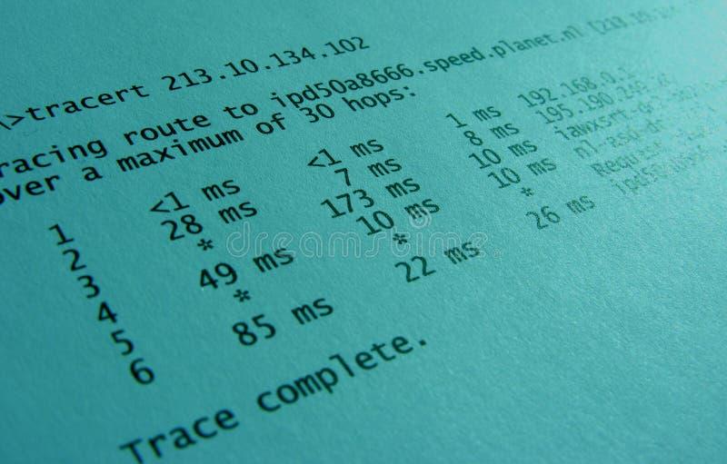 Download Dos commando stock image. Image of gateway, binair, protocol - 65727
