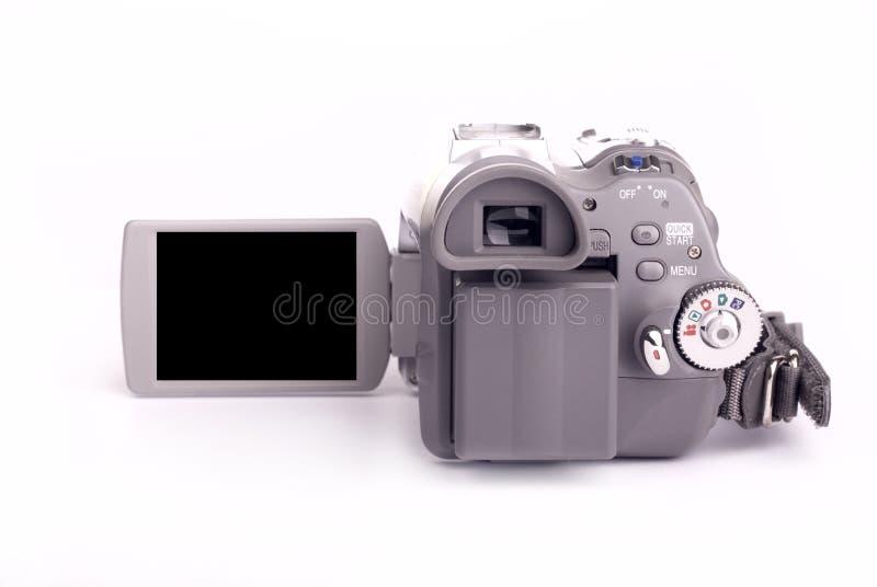 Dos d'appareil-photo photo libre de droits