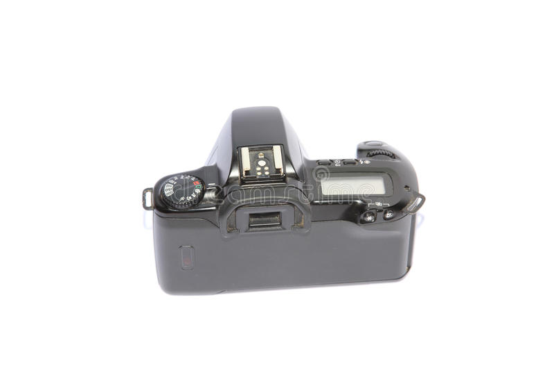 Dos d'appareil-photo photo stock