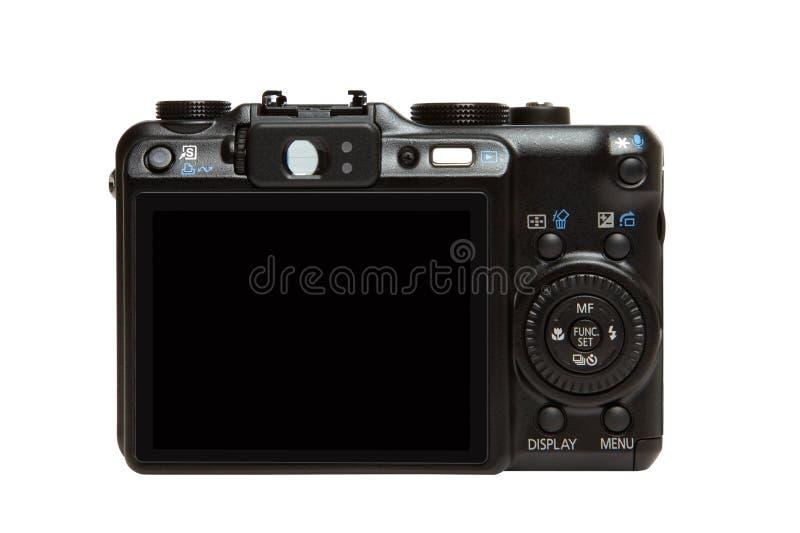 Dos d'appareil photo numérique image libre de droits