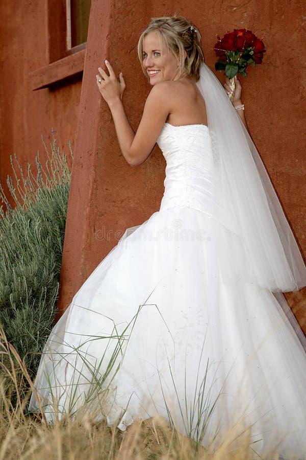 Dos de mariée images libres de droits