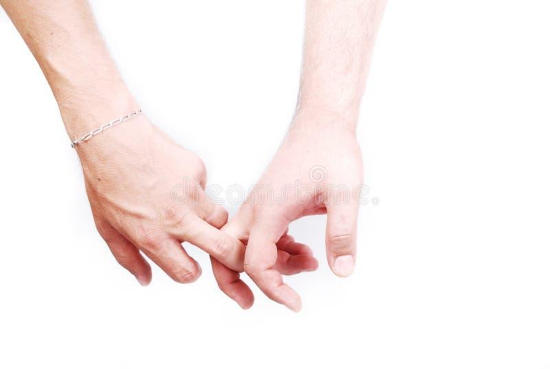 Dos dedos medios