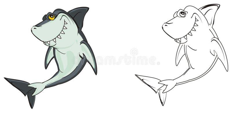 Dos diversos tiburones libre illustration