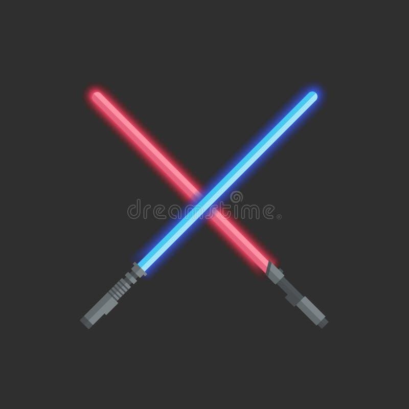 Dos espadas ligeras libre illustration