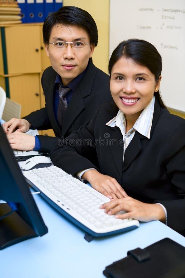 Download Dos hombres de negocios imagen de archivo. Imagen de hermoso - 7281147