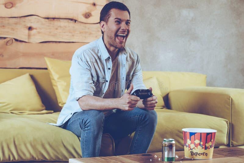 Dos jogos divertimento sempre imagens de stock royalty free
