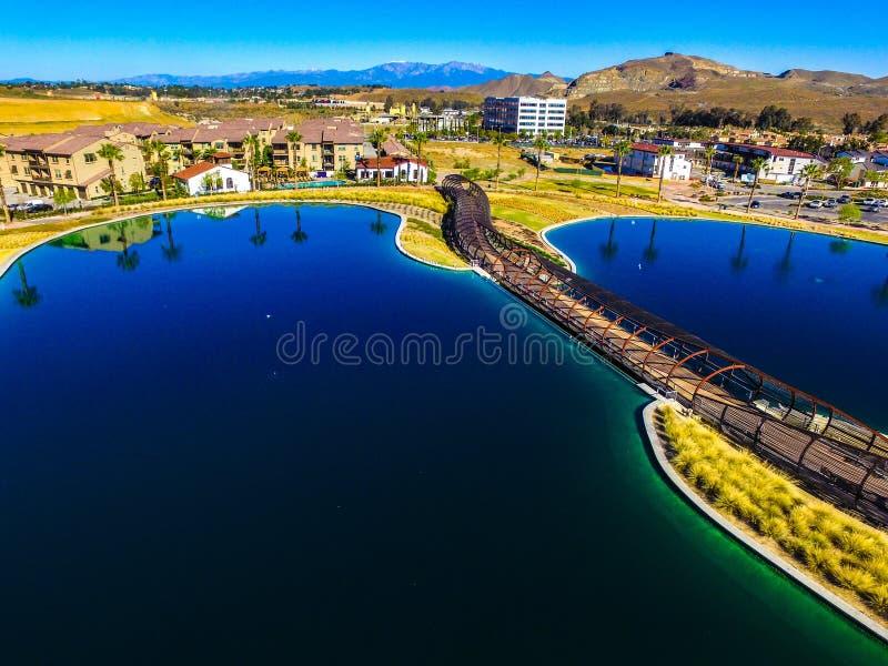 Dos Lagos Corona California images stock