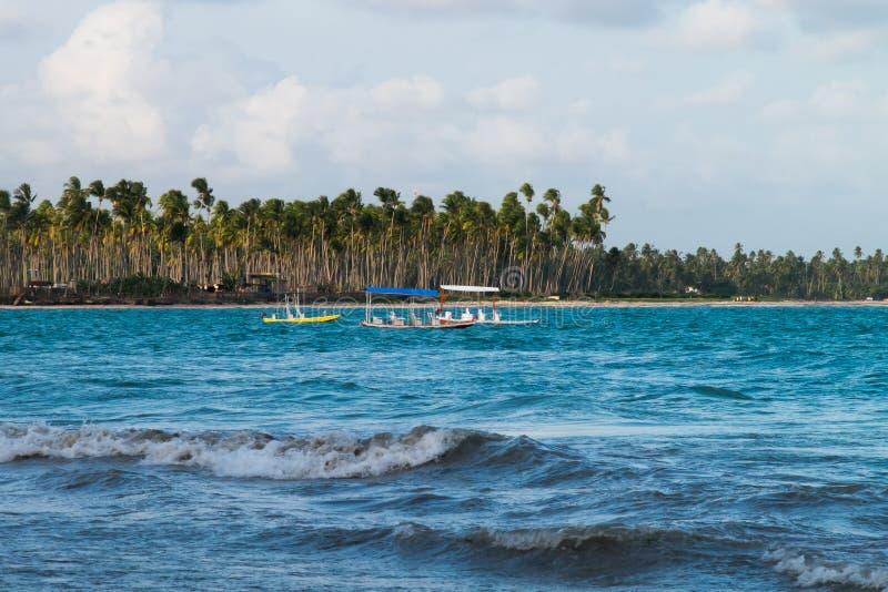 DOS Milagres - Alagoas, Brasile di Miguel del sao fotografia stock